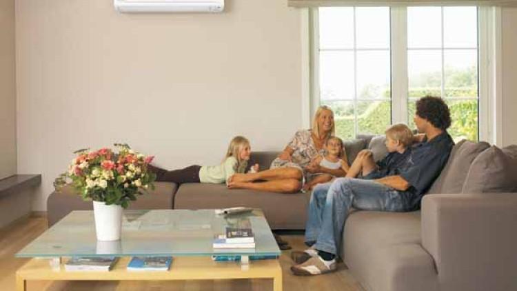 Les avantages d'adopter la thermopompe murale Daikin