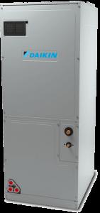 Daikin fournaise électrique serie dvpec