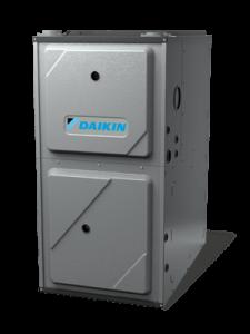 Daikin fournaise au gaz série DM96VE
