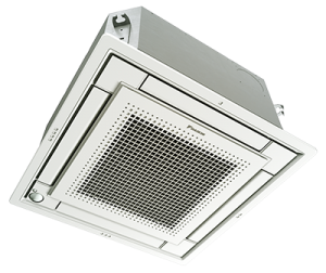 Thermopompe daikin climatiseur cassette vista