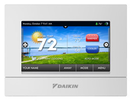 Thermostats WiFi Daikin