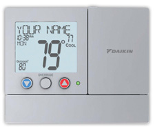 Thermostat daikin programmable premium